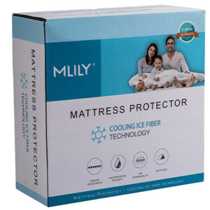 Ice Fiber Mattress Protecto