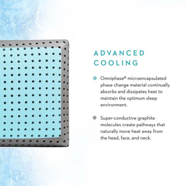 Carbon Cooling Pillow