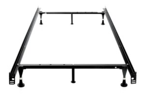 metal bed frame available in any size